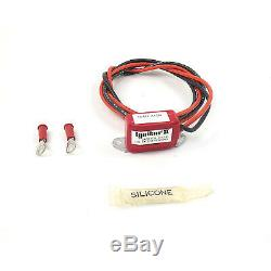 PerTronix D500700 Module Replacement Ignitor II Flame-Thrower Billet Distributor