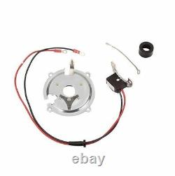 Pertronix 1144A Ignitor Ignition Module Delco 4 Cylinder Distributor with Vac Adv