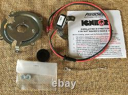 Pertronix 1162A Ignitor Ignition Module Delco 6Cyl Distributor with Vacuum Advance