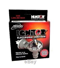 Pertronix 1249 Ignitor Electronic Ignition Module Ford Tractor 4Cyl Distributor