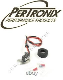 Pertronix 1584 Ignitor Ignition Module Prestolite 8 Cyl Points Conversion Kit