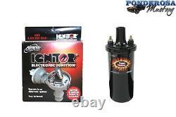Pertronix 1647 Ignitor WITH COIL Module Honda 4Cyl Denso 29100-093 Distributor