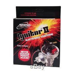 Pertronix 9LU-281 Ignitor II Module Ignition Lucas 8Cyl 35DE8 Distributor Points