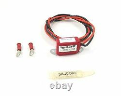 Pertronix D500700 Flame-Thrower Module Ignitor II Replacement Billet Distributor