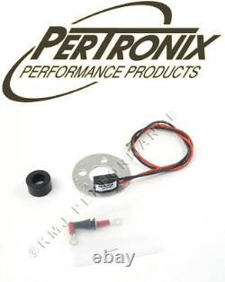 Pertronix 1121p12 Ignitor Ignition Module Delco 2cyl 12 Volts Terrain Positif