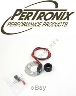 Pertronix 1142p12 Ignitor Module D'allumage Delco 4 Cyl Avec 12 Volts Positif Au Sol