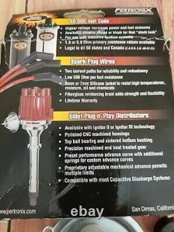 Pertronix 1162a Module D'allumage D'igniteur Delco 6cyl Distributeur Avec Avance Sous Vide