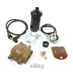 Pertronix 1247xtp6 Module D'allumage Pour 1/2, 3/4, 1 Ton / Deluxe / Sedan Livraison