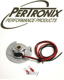 Pertronix 1285lsp6 Ignitor Module D'allumage 42-48 Ford V8 Flathead Pos Gnd 6v