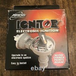 Pertronix 1567a Ignitor Ignitor Module 6 Cyl Autolite Iao-4114aim Distributeur