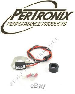 Pertronix 1844n6 Allumeur Électronique Module D'allumage Bosch 4 Cyl De Négatif Gnd
