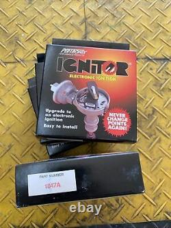 Pertronix 1847a Module D'allumage Électronique D'igniteur Bosch Vw 009 050 Distributeur