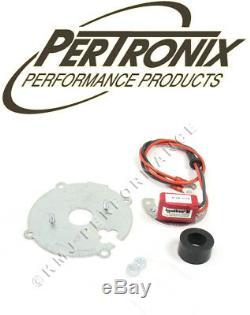 Pertronix 91146a Ignitor II Module D'allumage Delco 4 Cyl Cw Marine Distributeur