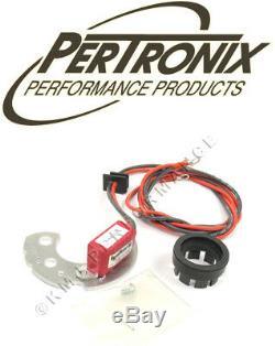 Pertronix 91183 Ignitor II Module Pour Old Style Delco Double Points Distributeur
