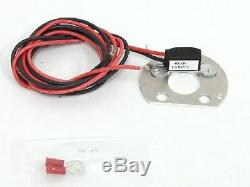 Pertronix Allumeur Électronique Module D'allumage Bobine Chevy Delco 6 Cyl Distributeur