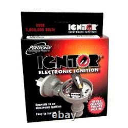 Pertronix Ho-142 Ignitor Ignition Module Holley Ih 196 152 Avec Straight Points