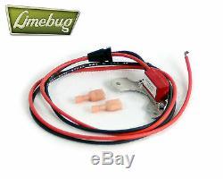 Vw Beetle Pertronix Ignitor 12 Volt Allumage Électronique 009 Module Flamethrower