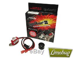 Vw Classique Pertronix Ignitor II Électronique Module Flamethrower Distributeur 009